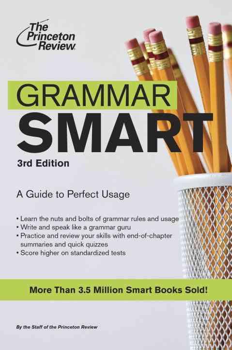Grammar Smart By Princeton Review (COR)